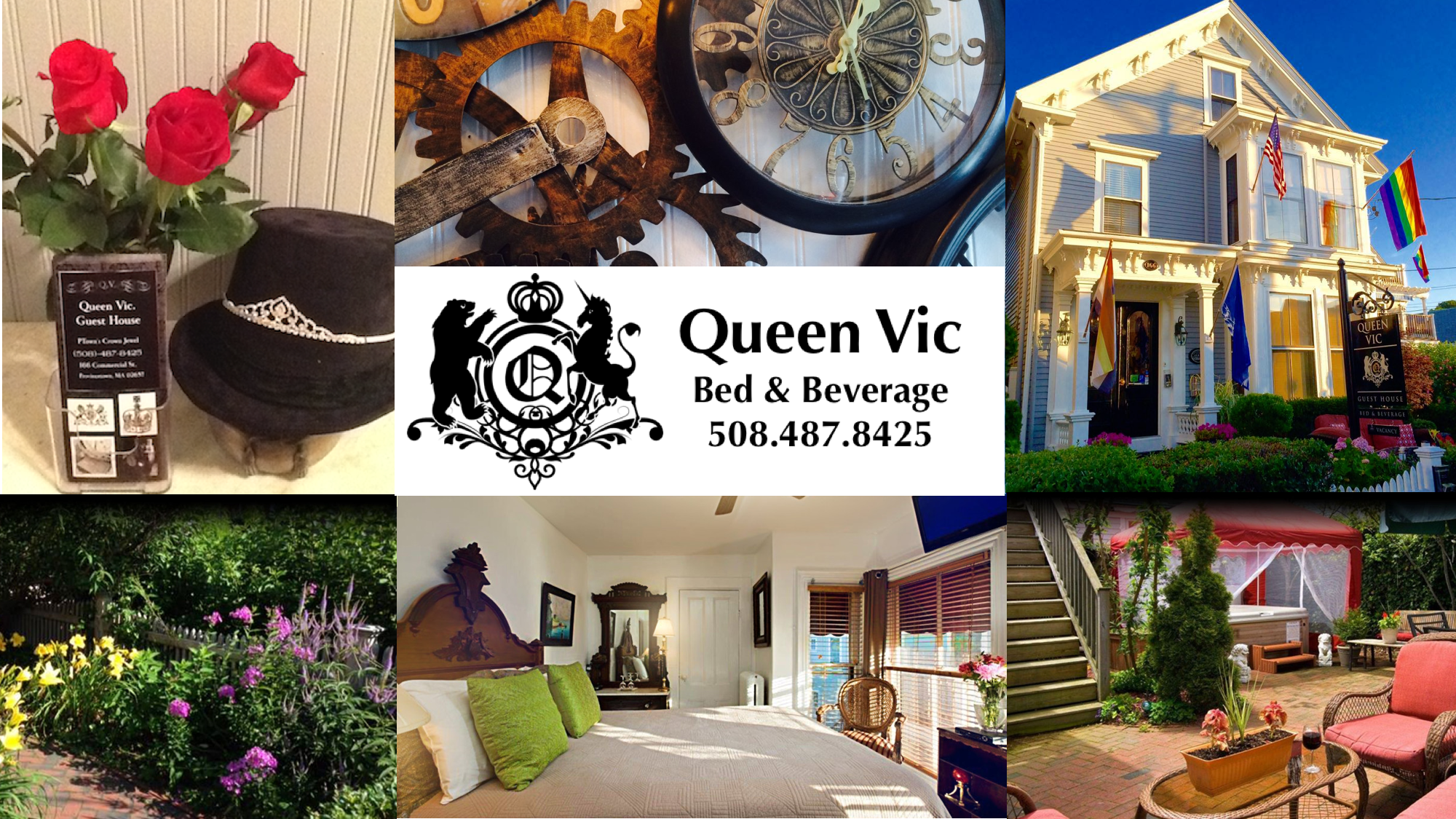 Queen Vic Ptown Image