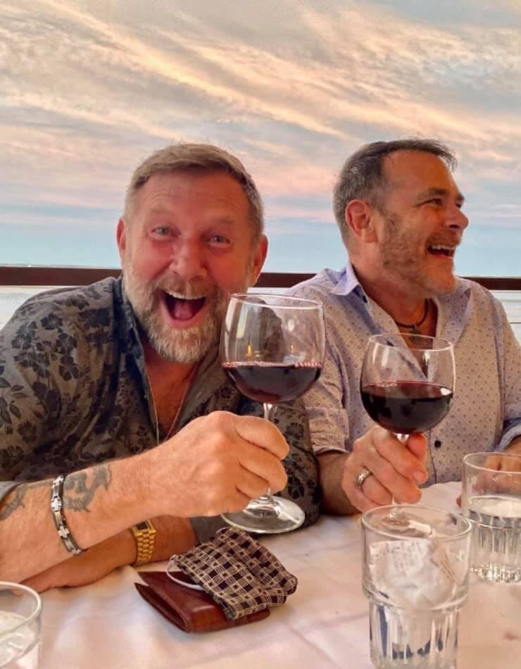 Josh and Stan